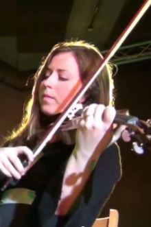 Capital String Quartet - Suzie, Violin